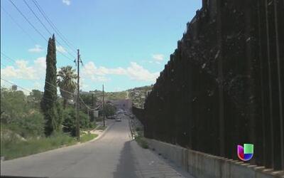 Las zonas vulnerables de la frontera entre México y Estados Unidos