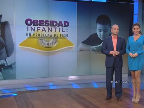 La obesidad infatil, sus causas, consecuencias y tratamientos, fueron el...