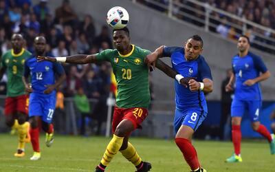 Francia vs. Camerún