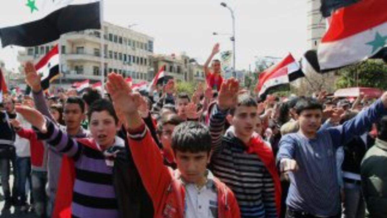 La situación en Siria hace incierto que los estudiantes regresen con seg...