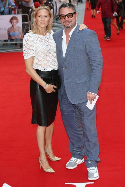 Rebecca Morgan y Huey Morgan tampoco acertaron con sus 'looks', otra de...