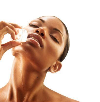 Si tienes la piel muy sensible y quieres aplicar esta técnica, puedes en...