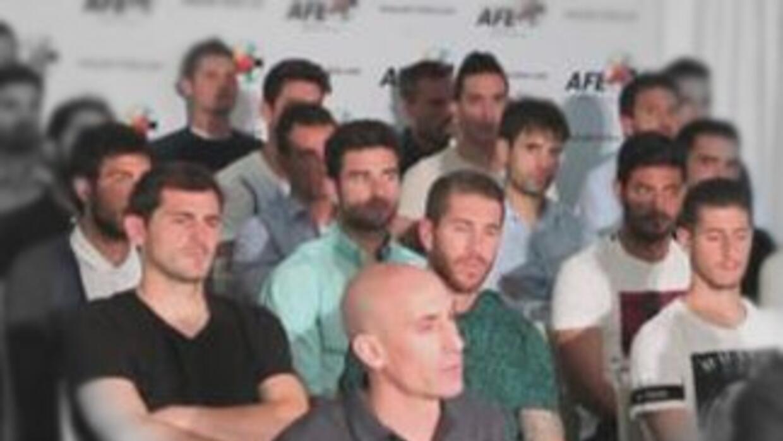 Los capitanes de los equipos de España se reunieron en Asamblea para con...