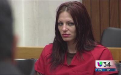 Una mujer de Georgia es nuevamente arrestada tras cumplir su sentencia