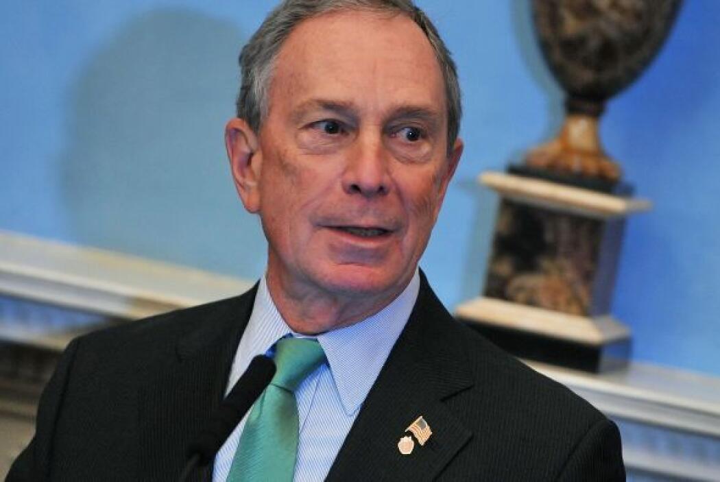 El partido de golf con Bloomberg estaba ya a $8 mil tras dos apuestas y...