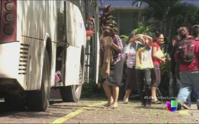 Oleada de deportados en El Salvador