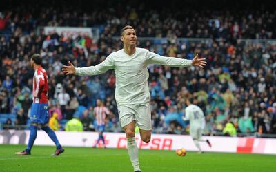 Real Madrid vs. Sporting de Gijón