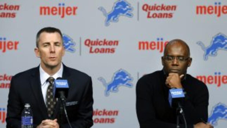 La administración de los Lions explico las razones del despido de Jim Sc...
