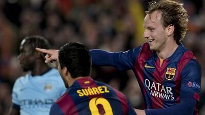 """""""Es increíble lo que está haciendo Messi. Hasta los jugadores del City h..."""