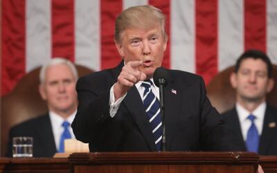 El discurso migratorio de Trump ante el Congreso: una política de incent...