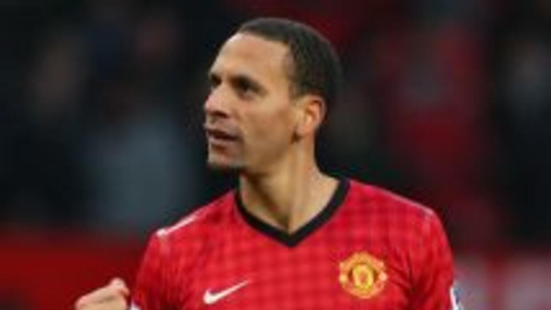 Ferdinand volverá a vestir los colores de los 'Pross'.