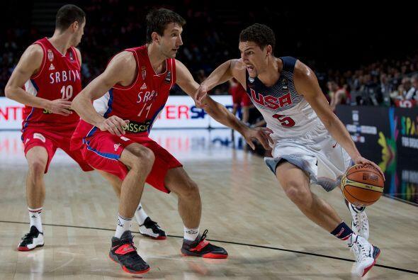 En el básquetbol también hubo Campeonato Mundial. La FIBA...