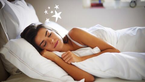 Conseguir tu beauty sleep no consiste exclusivamente en dormir las horas...
