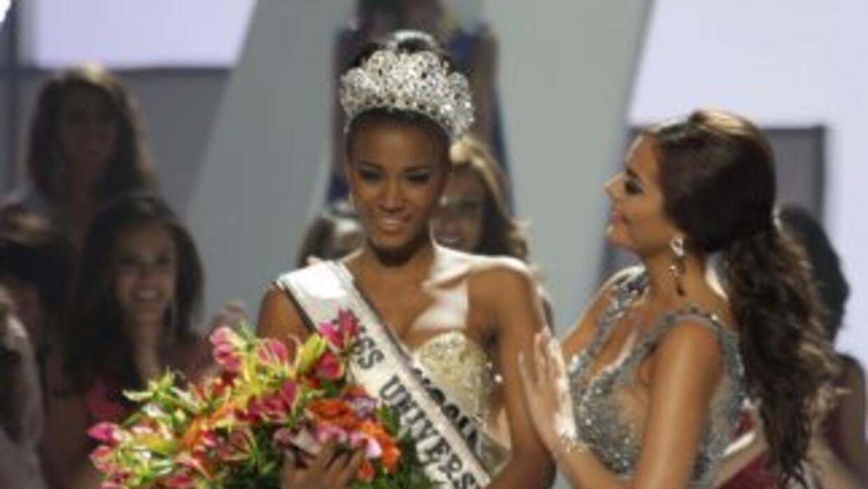 Leila Lopes, ganadora del título Miss Universo 2011, ha sido el centro d...