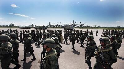 Frontera Venezuela-Colombia