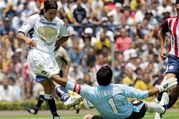 El único tanto de aquel encuentro, lo marcó Bruno Marioni a los 59 minut...