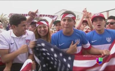 El futbol se abre paso en Estados Unidos