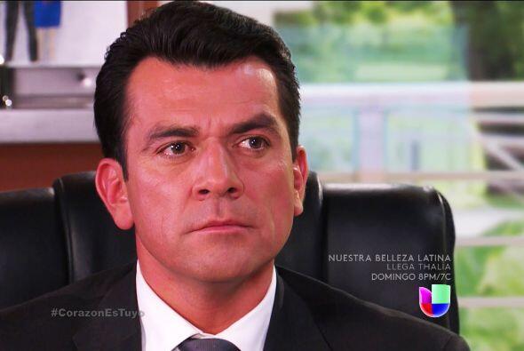 Fernando no quiere volver a ver a Ana.