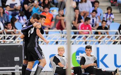 Asensio y Morata nueva sangre del Real Madrid en la selección española.