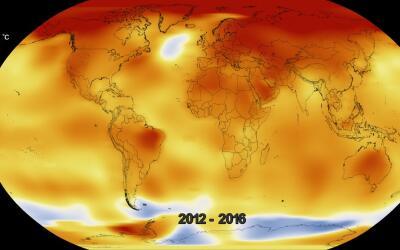La contaminación atmosférica ha sido la principal responsa...