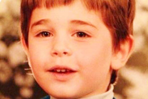 ¿Quién es este niño? Aunque no lo crean es el guap&...