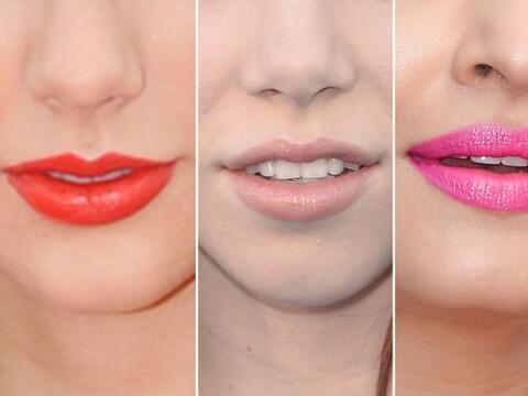 Los tonos más prendido inundarán tus labios y tú te convertirás en la pr...