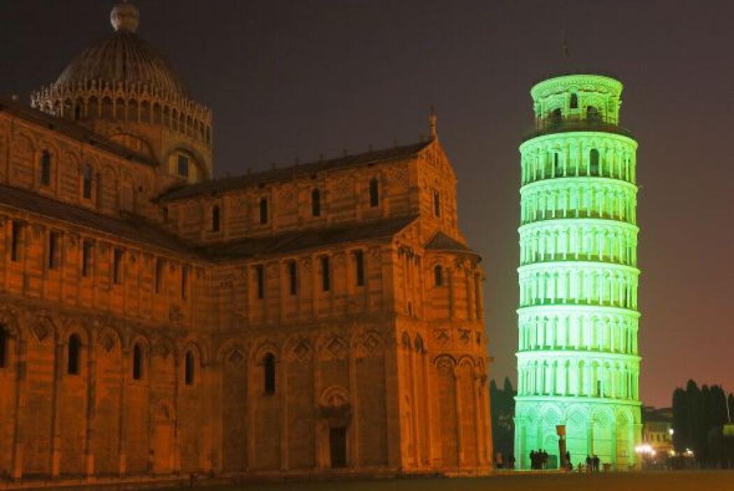 Como parte de esta celebración, diversos monumentos alrededor del mundo...