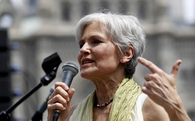 Jill Stein, médica de Harvard, recibirá oficialmente la ca...
