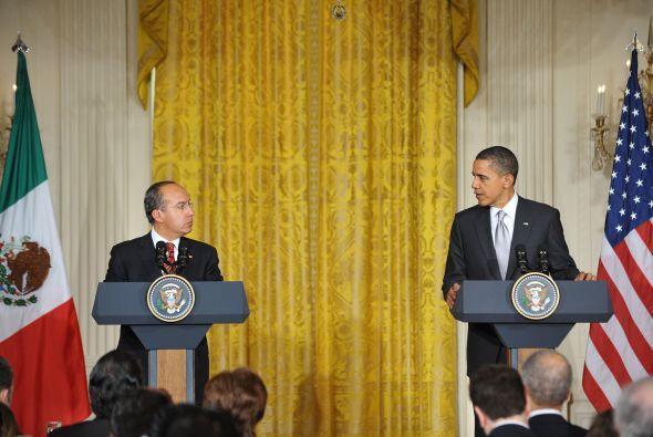 El informe fue dado a conocer en momentos en que el presidente mexicano,...