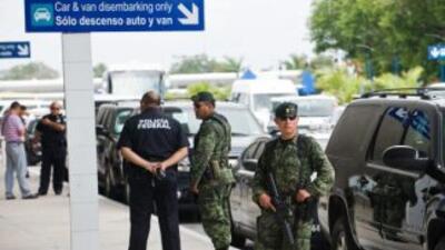 El detenido extorsionaba a empresarios de Cancún (el mundialmente famoso...