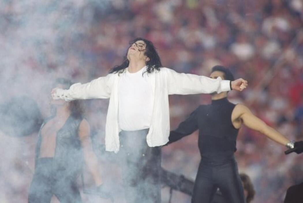 Jackson se entregó a su público como siempre, además , tiene el récord d...