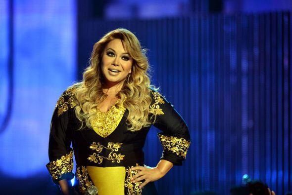 La cantante sorprendió con su gran talento y no decepcionó a los fans qu...