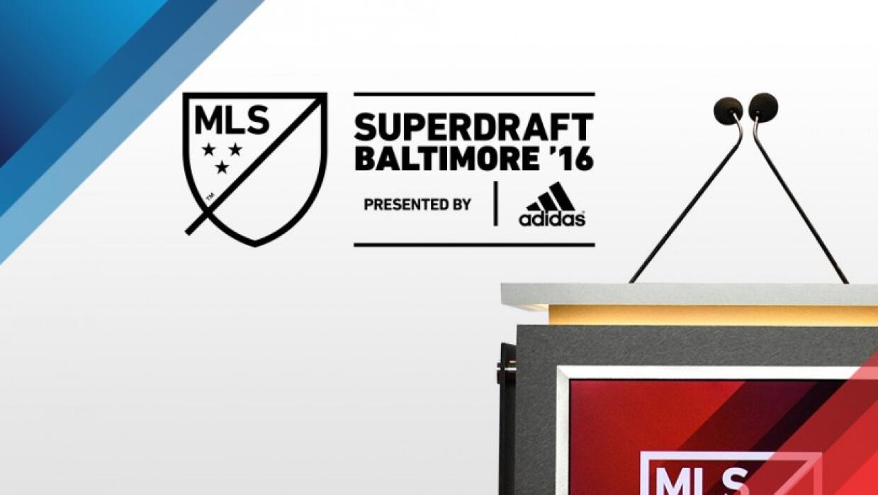 MLS SuperDraft 2016