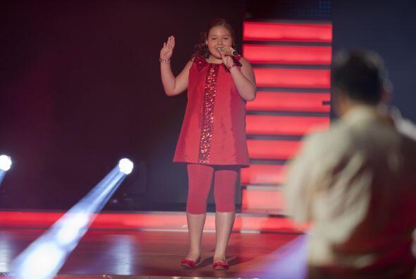 Dania es otra de las pequeñas que amaba usar vestiditos y los com...