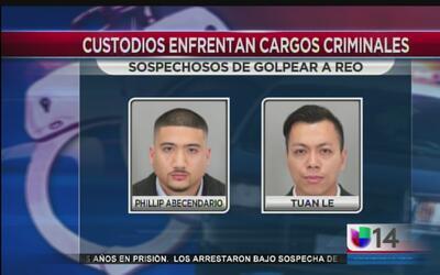 Custodios de Santa Clara arrestados por abuso policíaco