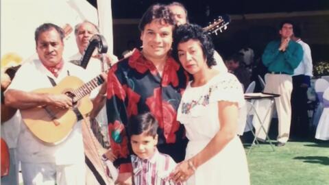"""Hijo secreto de Juan Gabriel: """"no culpo a mis hermanos si no me quieren..."""