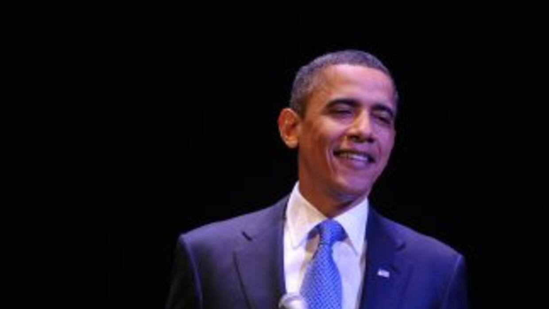 El presidente de Estados Unidos, Barack Obama, se reunió durante dos día...