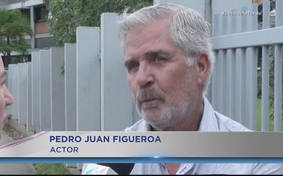 Policía detiene a Pedro Juan Figueroa