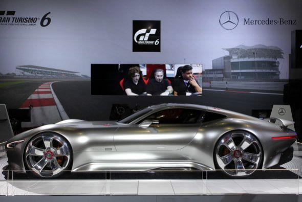 El Autoshow de Los Ángeles es uno de los eventos de la industria automot...
