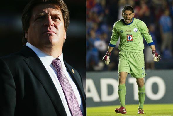 Miguel Herrera Vs. Jesús Corona. La más reciente diferenci...