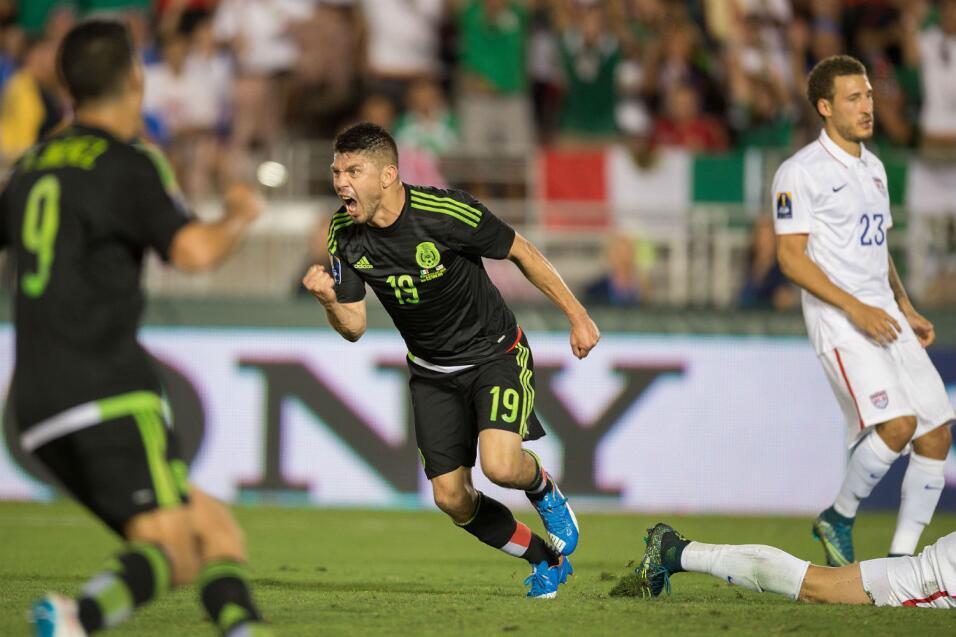 Historia de la maldición de Columbus: México vs Estados Unidos OK 2015 R...