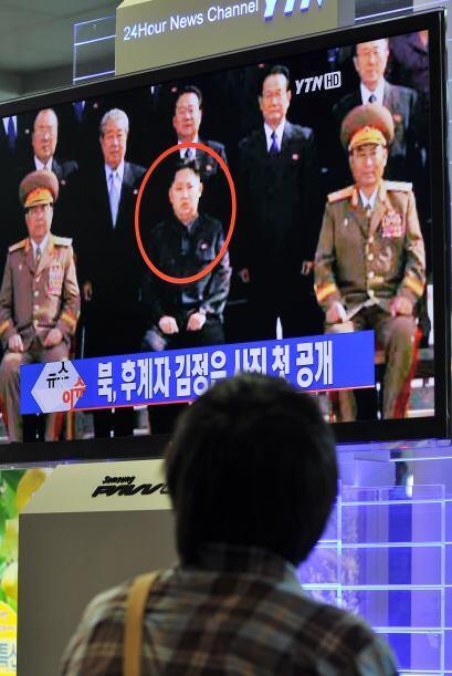 El joven líder, cuya edad se estima en 29 o 30 años, afirmó que la poses...