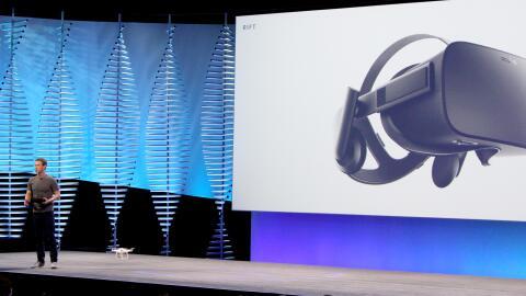 Zuckerberg apuesta a la realidad virtual como una clave del futuro de Fa...