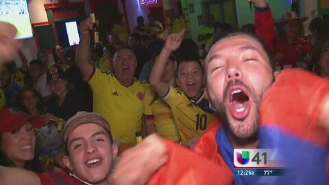 Colombia no pierda la esperanza tras derrota