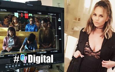 GYF digital: Alejandra Espinoza ya es actriz de películas y Chrissy Teig...