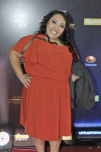 """Michelle Rodríguez, mejor conocida como """"Polita"""", fue d..."""
