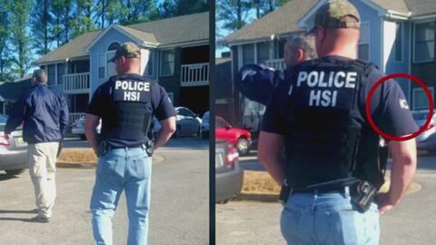 Inmigrantes denuncian que agentes de ICE en Alabama usan autos encubiert...
