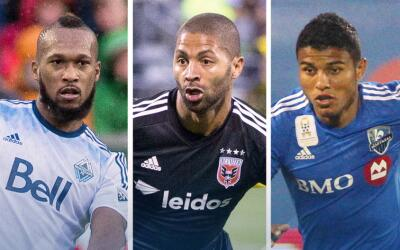 Ocho costarricenses en los Playoffs de la MLS