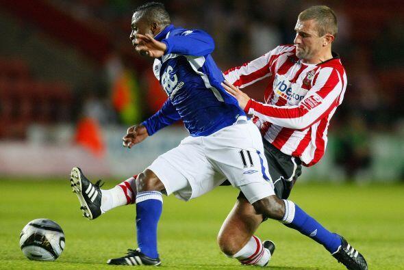 Fue en el 2009 cuando logró captar la mirada del futbol europeo,...