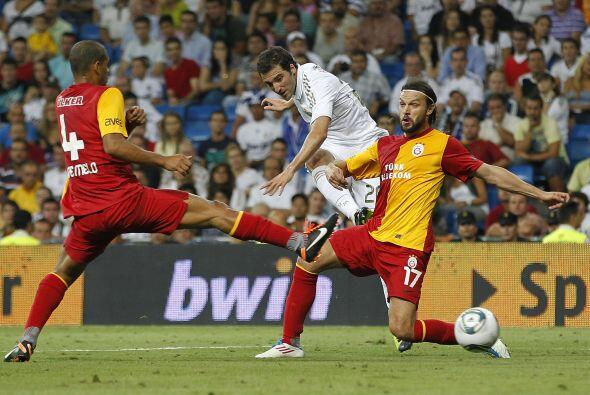 Pero los españoles no podían permitir ese resultado.